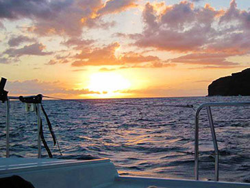 Sunset Catamaran Cruise at Grand Bay (shared)