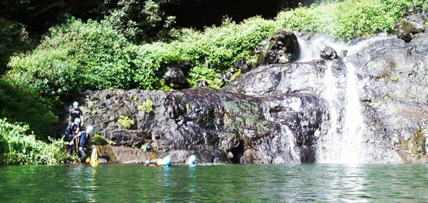 Tamarind Falls Hiking Trip – Full Day