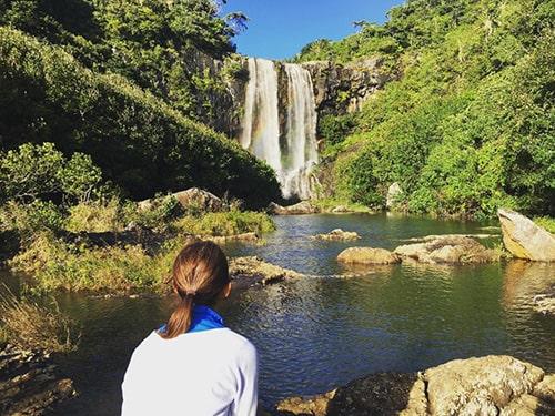 Hiking Trip at Tamarind Falls (5 Waterfalls)