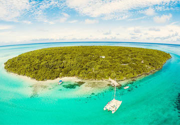 Boat Trip to Ile aux Chats & Ile Hermitage In Rodrigues