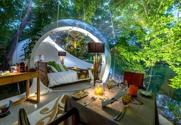Bubble Lodge – Bois Chéri