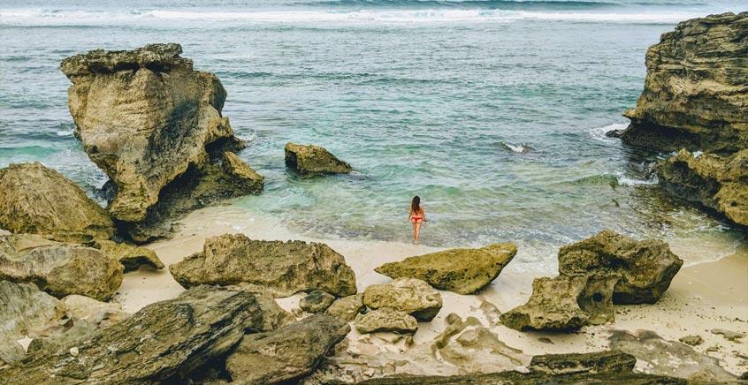 9 km Coastal Hiking Adventure in Rodrigues