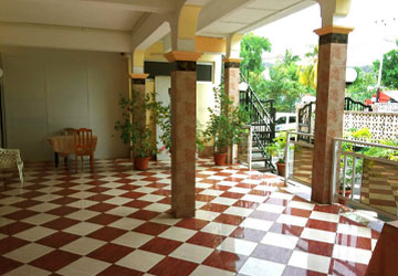 Hebergement Fatehmamode Guesthouse – Rodrigues
