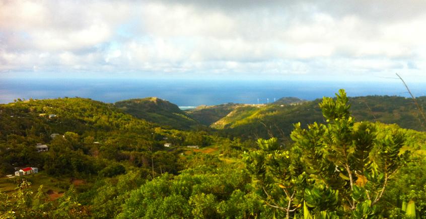 Hiking Adventure in Rodrigues