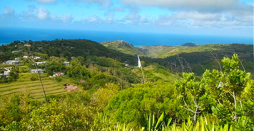 Hiking Adventure in Rodrigues