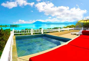Kozy Le Morne – Lagoon View Villa