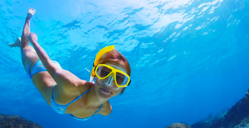 Snorkelling by Mourouk Ebony Hotel – Rodrigues