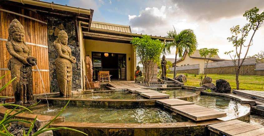 Swedish Massage – Ovannee Spa at Cotton Bay (Rodrigues)