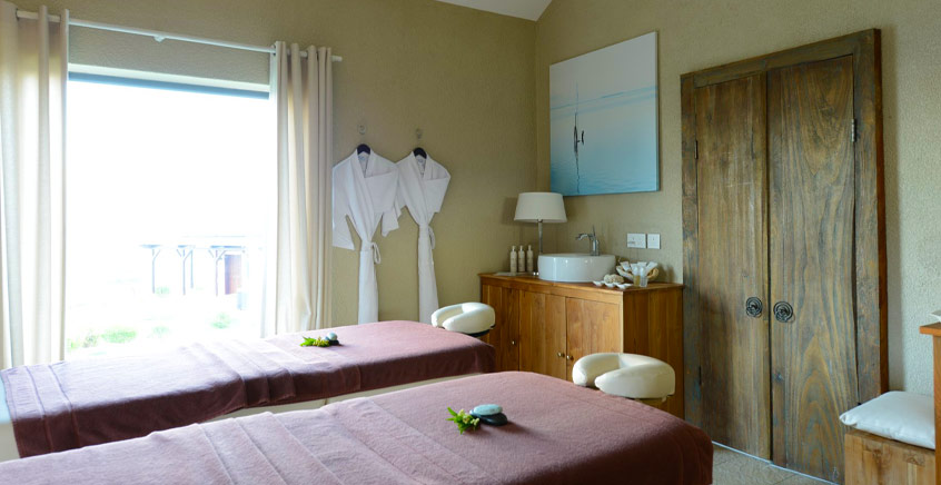 30 Min Relaxing Back Massage at Tekoma Wellness Spa