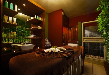 45 Minutes Anti-Cellulite Treatment + Free Sauna at Le Palmiste Spa