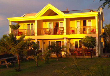 Le Ravenal Lodge – Rodrigues