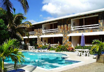 Residence Villas Mont Choisy – Day Package with Room