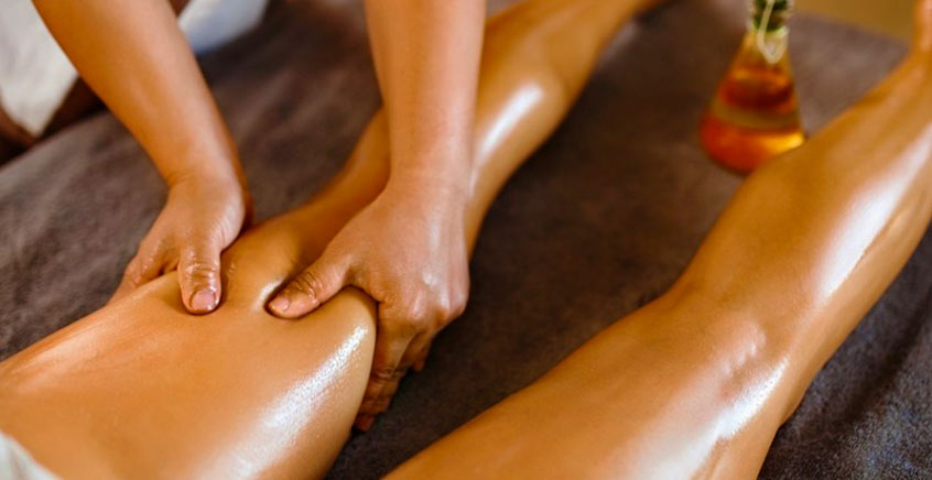 Choice of 3 Relaxing Massages at Le Riad Saint François & Spa Hotel
