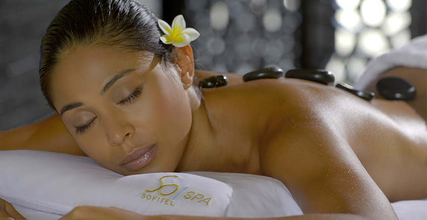 140 Min Imperial Soothing Ritual at Sofitel Mauritius L'Impérial Resort & Spa