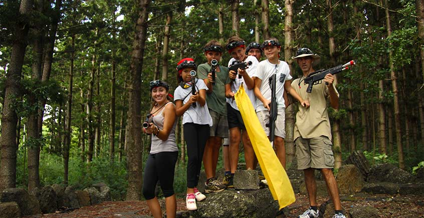 Battlezone – Exciting Laser Tag Game (Private Group Event or Team Building)