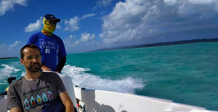 Full Day Private Boat Rental in Rodrigues