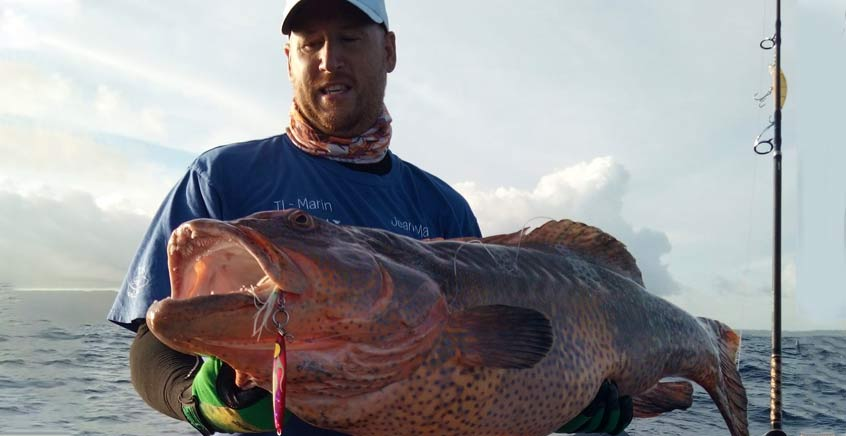 Half Day or Full Day Big Game Fishing – Rodrigues