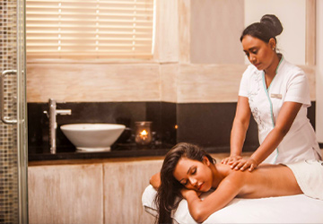 1 Hour Signature Massage (Oil or Detox Cupping) at I Spa – Le Suffren Hotel & Marina