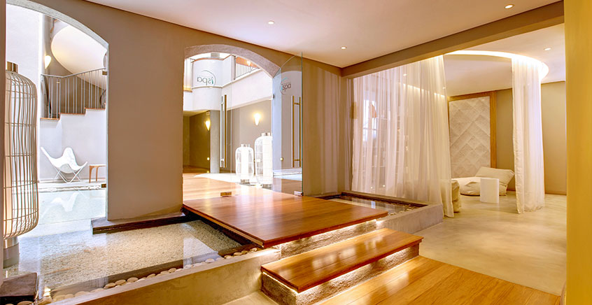 60 Min Stress Relief Massage at I Spa – The Address Boutique Hotel