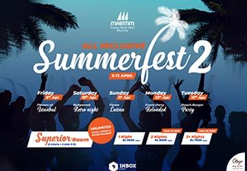 Maritim Crystals Beach All-Inclusive Summerfest 2