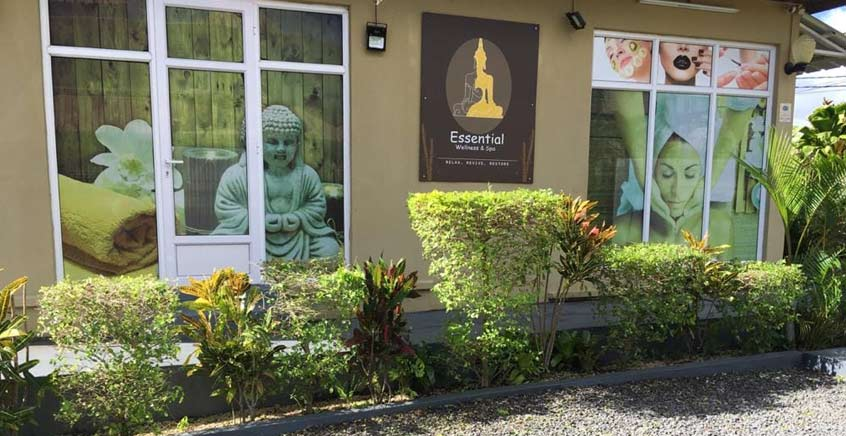 Full Body Aromatherapy & Indian Head Massage at Essential Wellness & Spa