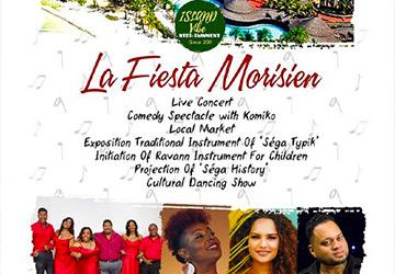Hotel Riu Creole – La Fiesta Morisien