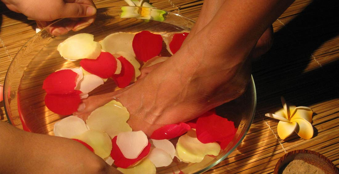 Traditional Balinese Deep Tissue Massage