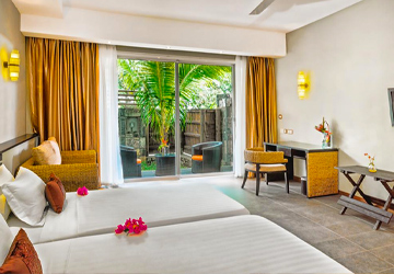 DodoLa Lodge Day Package with Room-Use