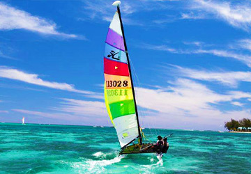 Laser Sailing for Kids – Half or Full Day