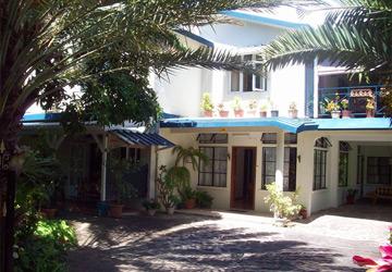 Les Frangipanes Guesthouse – Rodrigues