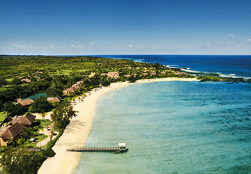 Shanti Maurice Resort & Spa – Day Pass with Lunch & Optional All Inclusive