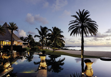 Shanti Maurice Resort & Spa – Day or Evening Spa Pass with Meals & Optional All Inclusive