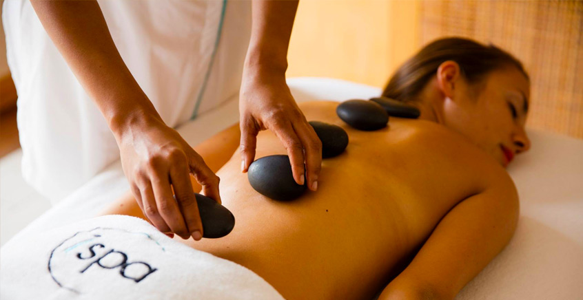 De-stressing Back Massage + Natural Facial + Sauna at I Spa – The Address Boutique Hotel