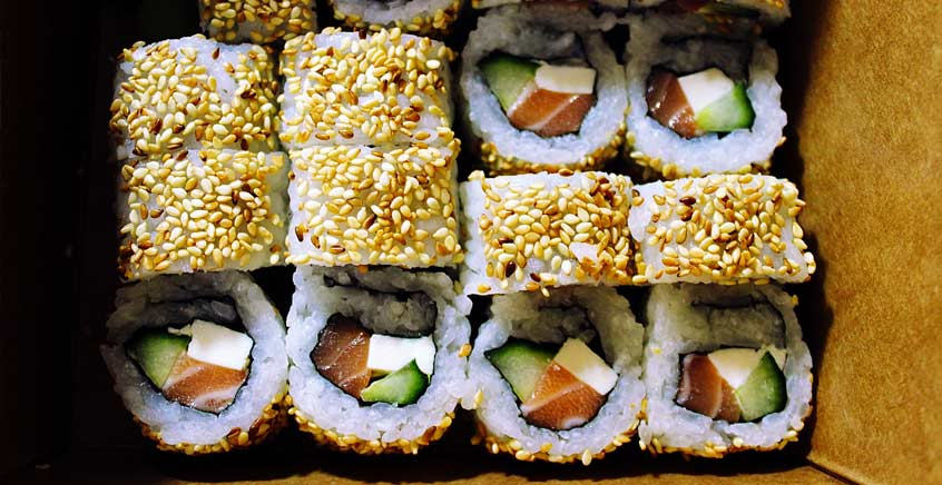 Rs 1000 Voucher at Amazing Sushi