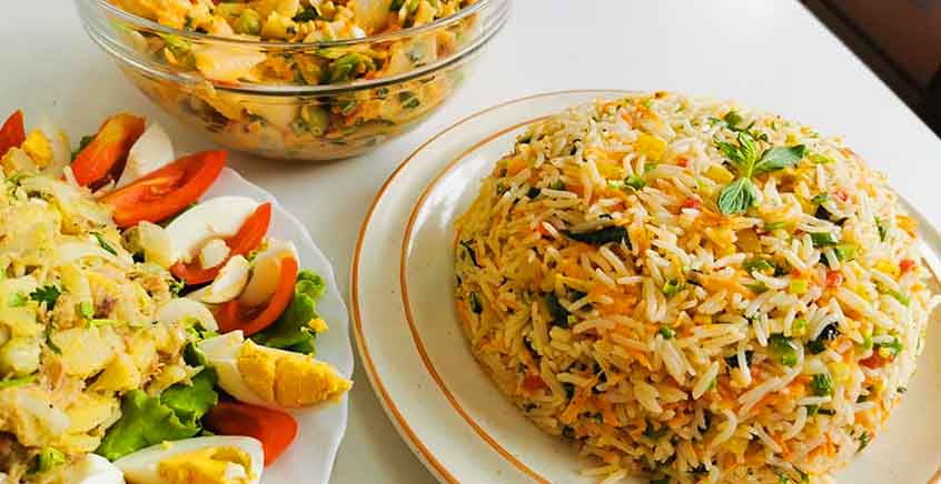 Around the world Cooking Class with Shakinah Ramjane