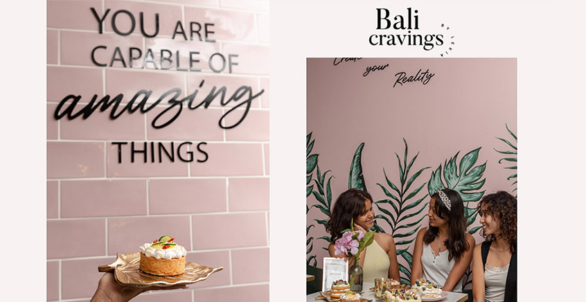 Pastry and Cake Decoration Courses by Lexia (Bali Cravings)