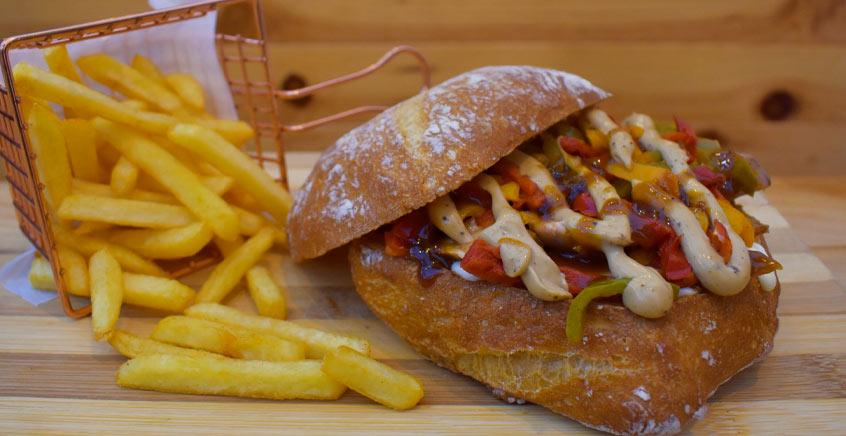 Delicious Burger Deals at Bistro 88