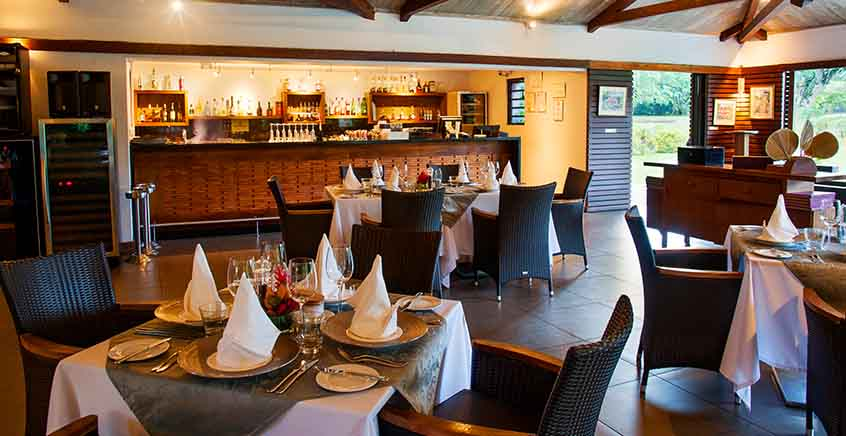 Discovery Lunch or Dinner at La Table Du Château Restaurant