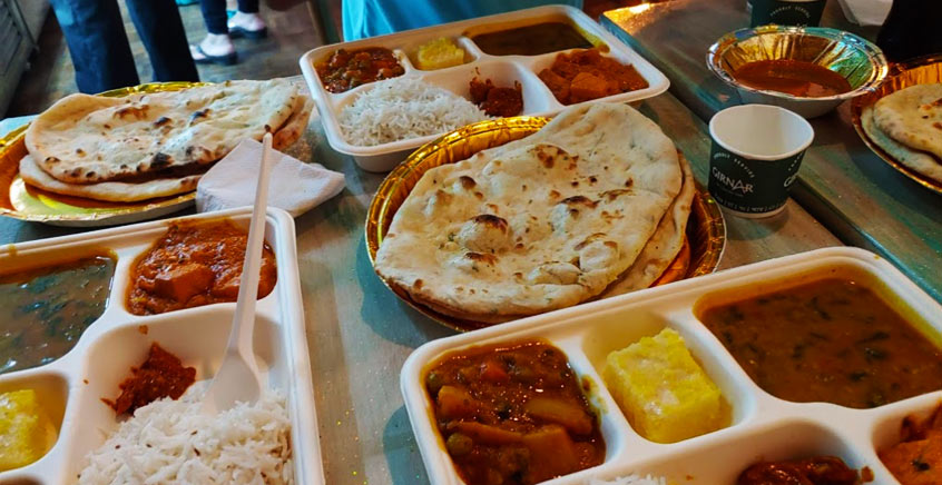 Special Meal Offer at Little India Restaurant