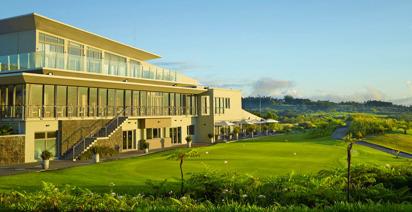 3-Course Plated Lunch at Avalon Golf Estate
