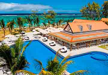 Maritim Crystals Beach Hotel – Full Day All Inclusive Pass with Breakfast & Lunch
