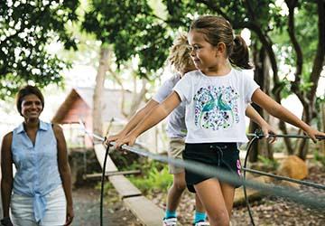 Kids Fun Day at Le Parc Loisirs De Gros Cailloux