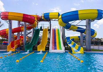 Unlimited All Inclusive Aqua Fun at Aqualand – Maritim Crystals Beach Hotel